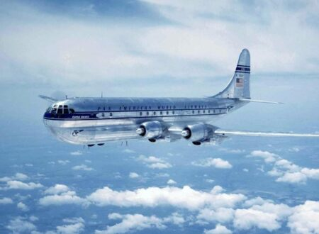 Pan Am Boeing 377 Stratocruiser