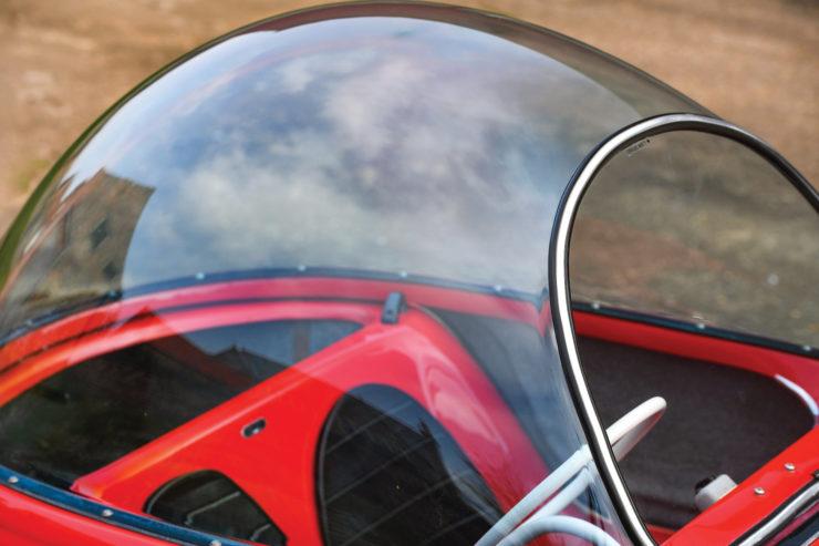 Peel Trident Dome