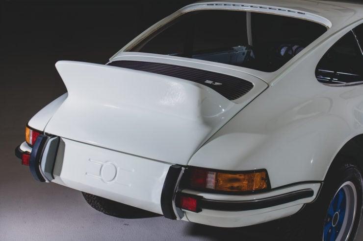 Porsche 911 Carrera RS 2.7 Duck Tail