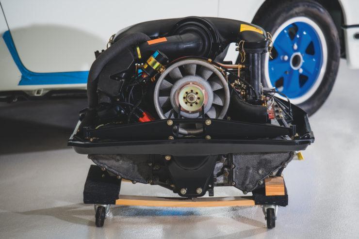 Porsche 911 Carrera RS 2.7 Engine