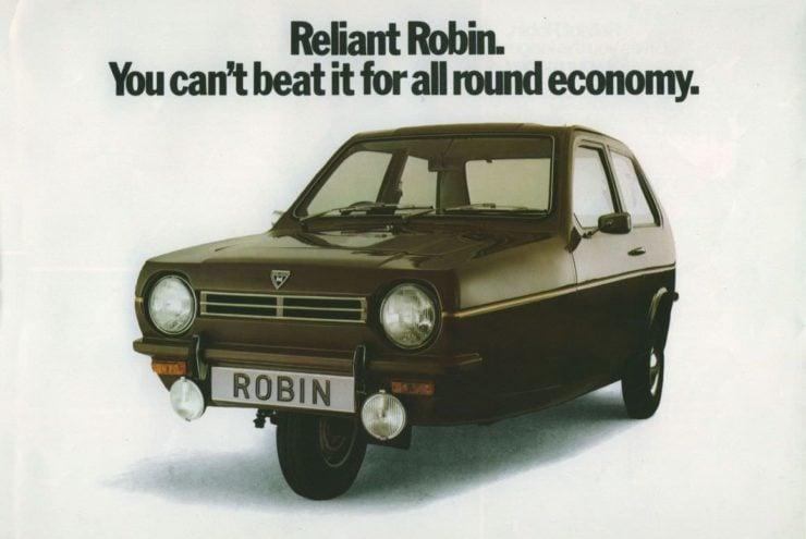 Reliant Robin