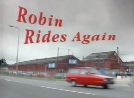 Robin Rides Again