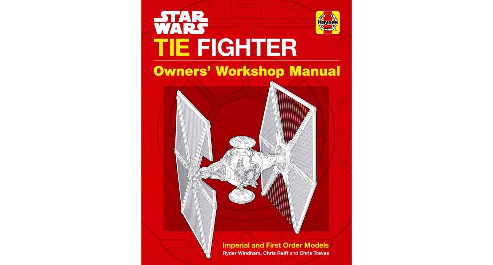 Tie Fighter Owner's Workshop Manual