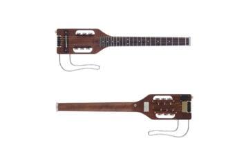Ultra-Light Acoustic Travel Guitar