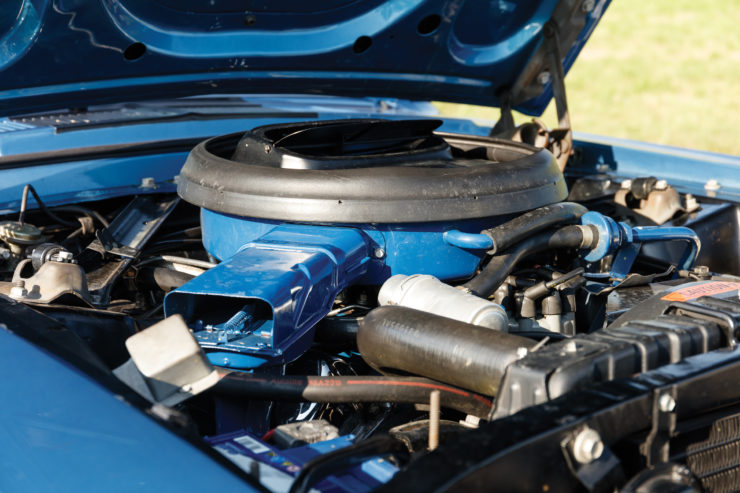 1968 Ford Mustang 428 Cobra Jet Engine 2