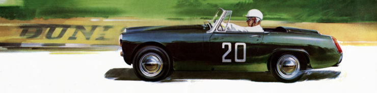 A Brief History of the Austin-Healey Sprite – Everything You Need To Know