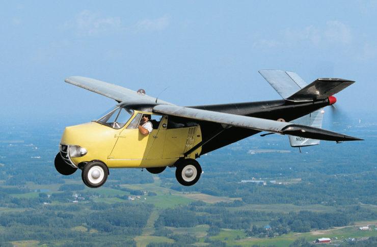 Aerocar One Flying Car