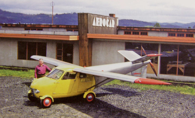 Taylor Aerocar One
