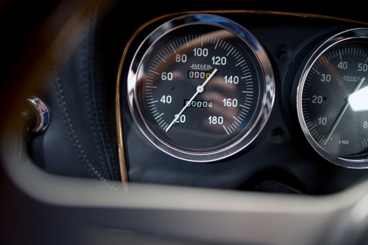 Apollo 3500 GT Gauge