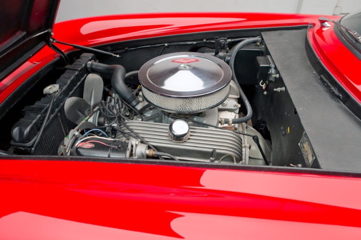 Apollo 3500 GT V8 Engine
