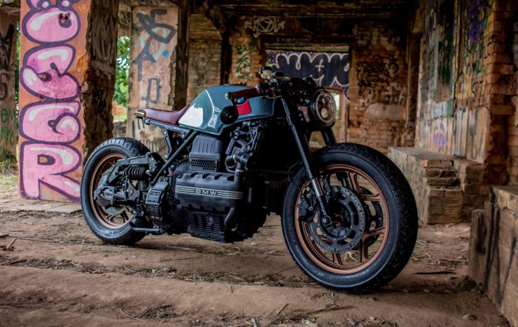 BMW K100 Cafe Racer 3