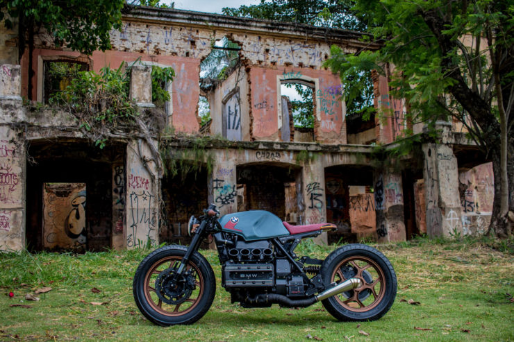 BMW K100 Cafe Racer 4