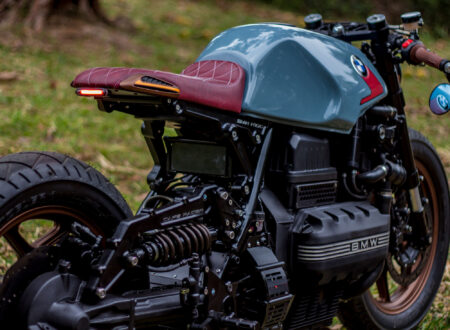 BMW K100 Cafe Racer Rear 5