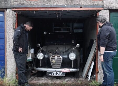 Car & Classic The Rescues - Austin A30