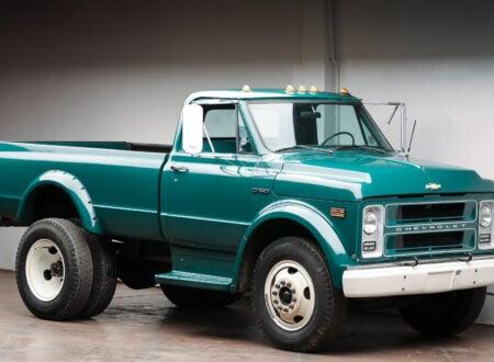 Chevrolet C50 Truck