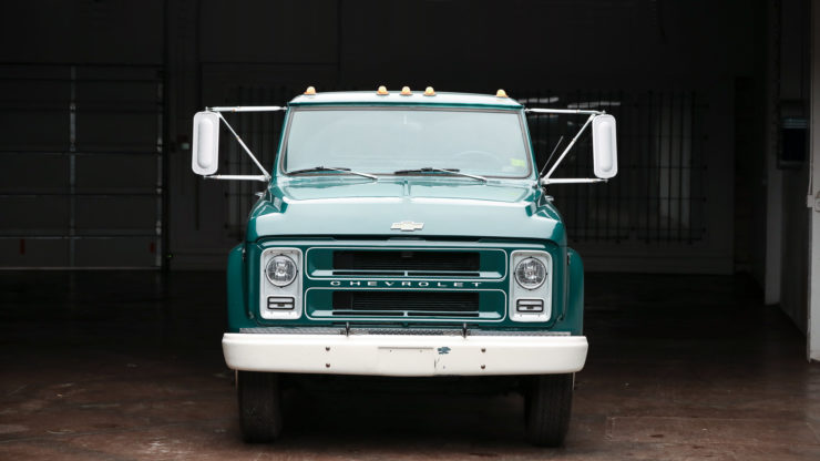 Chevrolet C50 Truck Front End