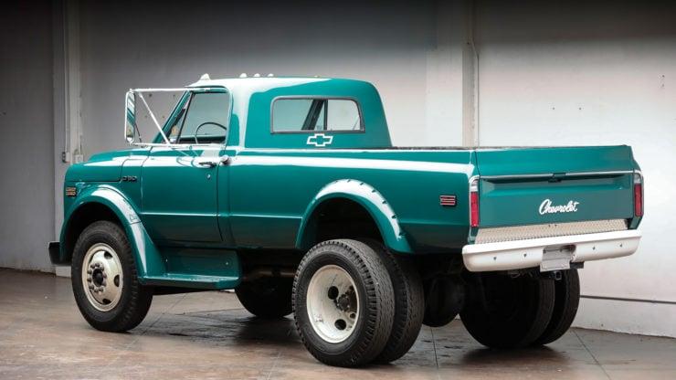 Chevrolet C50 Truck Rear 2