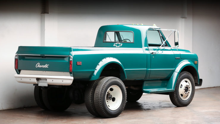 Chevrolet C50 Truck Rear