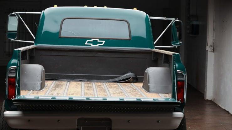 Chevrolet C50 Truck Tray