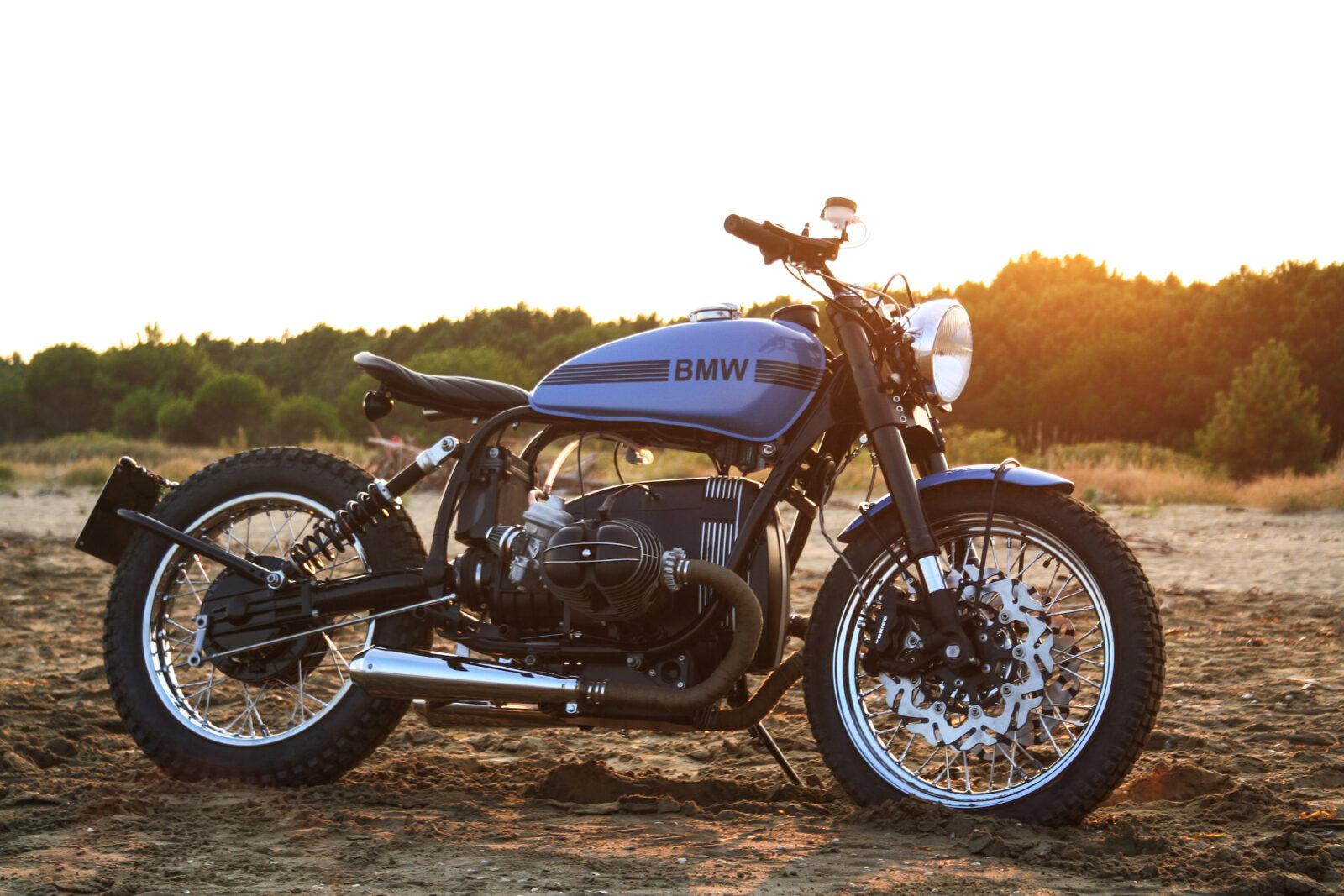 Custom BMW R80ST 2