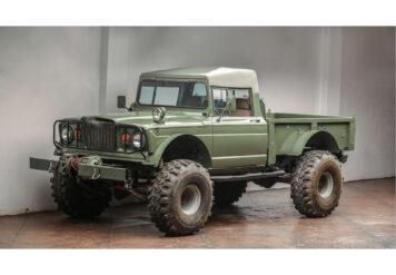 Custom Kaiser Jeep M715 Pickup Truck