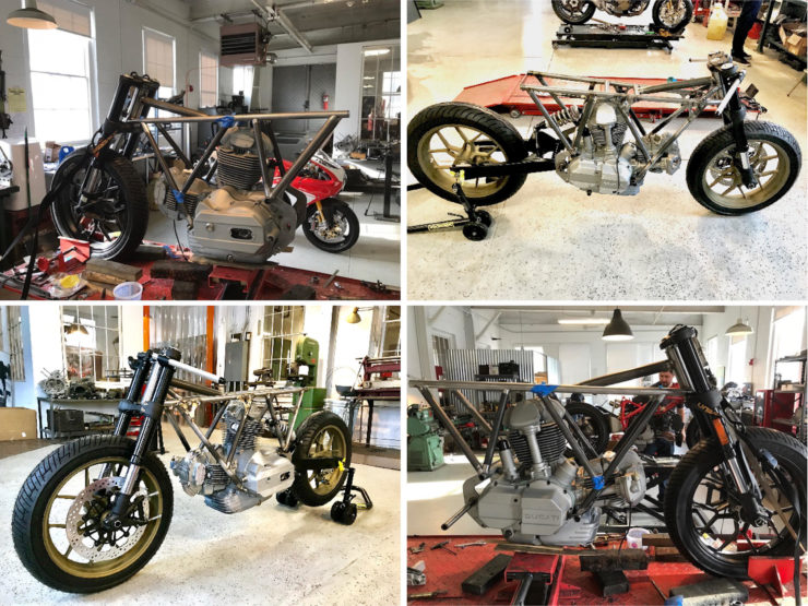Ducati Construction