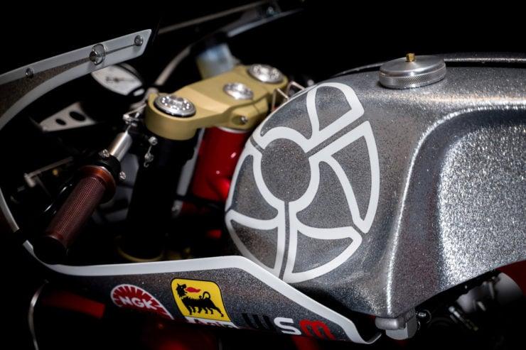 Ducati Fuel Tank
