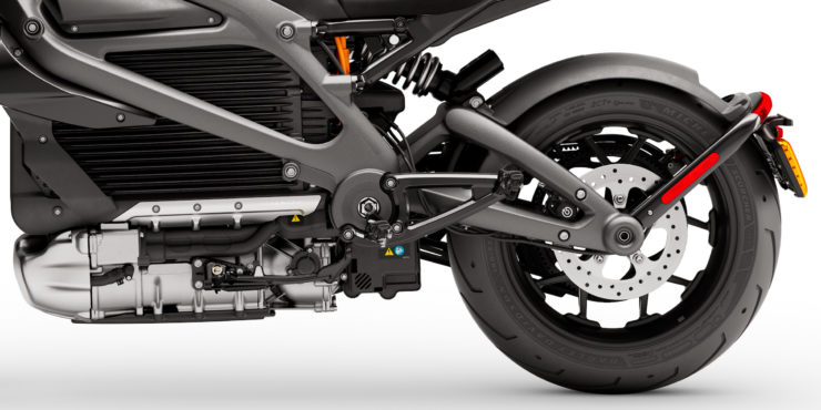 Harley-Davidson LiveWire Battery