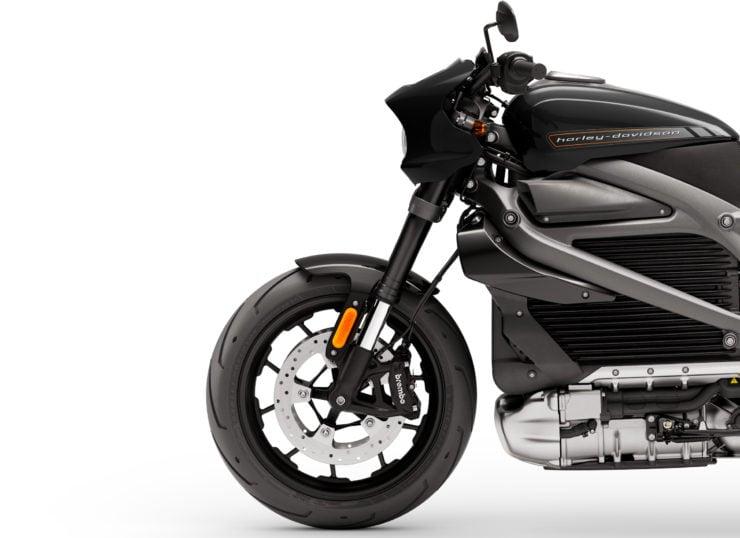 Harley-Davidson LiveWire Brakes