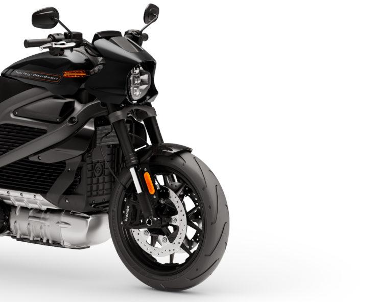 Harley-Davidson LiveWire Front