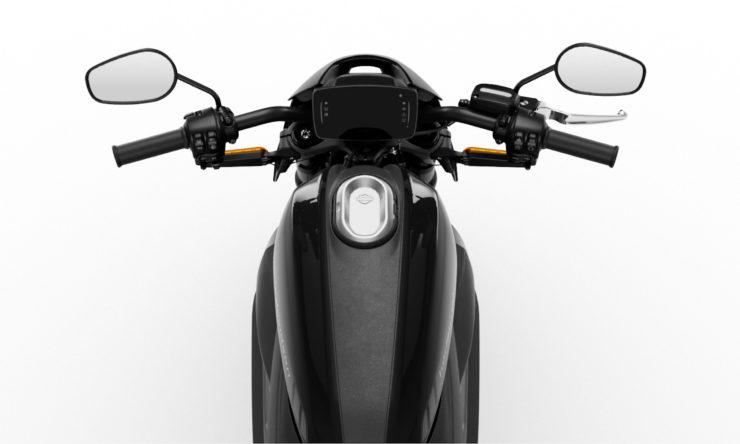Harley-Davidson LiveWire Handlebars