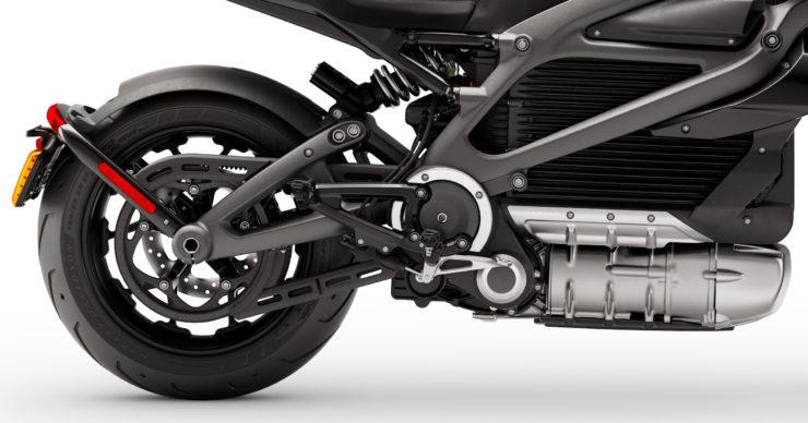 Harley-Davidson LiveWire Motor