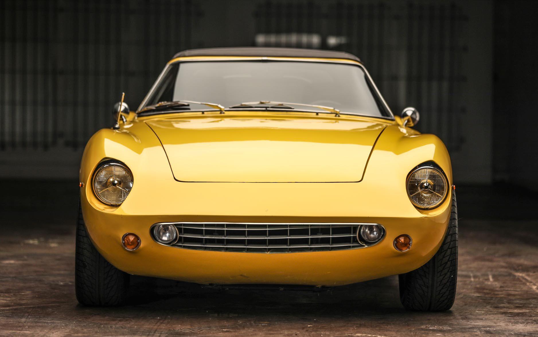 Intermeccanica Italia Car