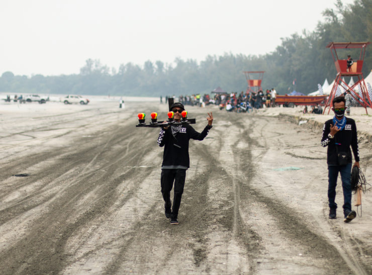 Legal Beach Racing In Malaysia Drag Racing Lights