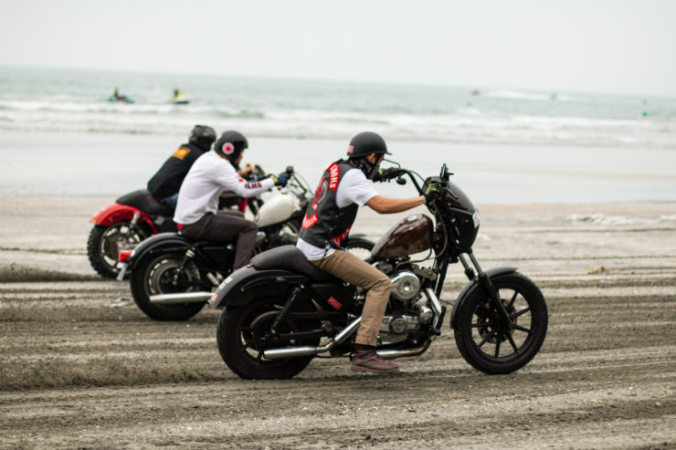 Legal Beach Racing In Malaysia Triple Drag Race