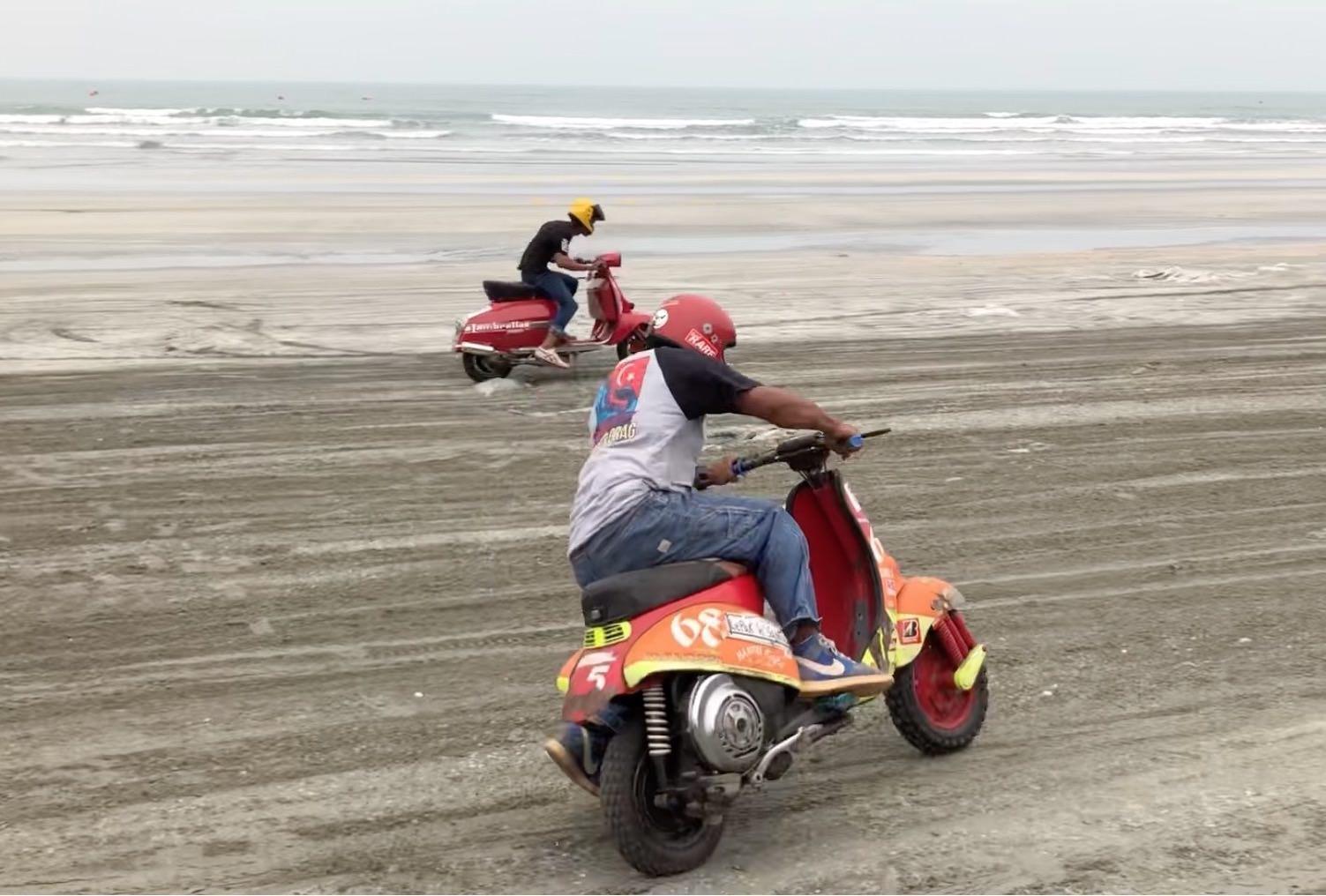 Legal Beach Racing In Malaysia