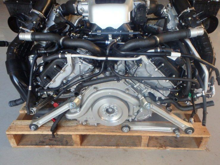 McLaren 540C Twin-Turbo V8 1