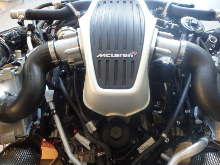 McLaren 540C Twin-Turbo V8 5