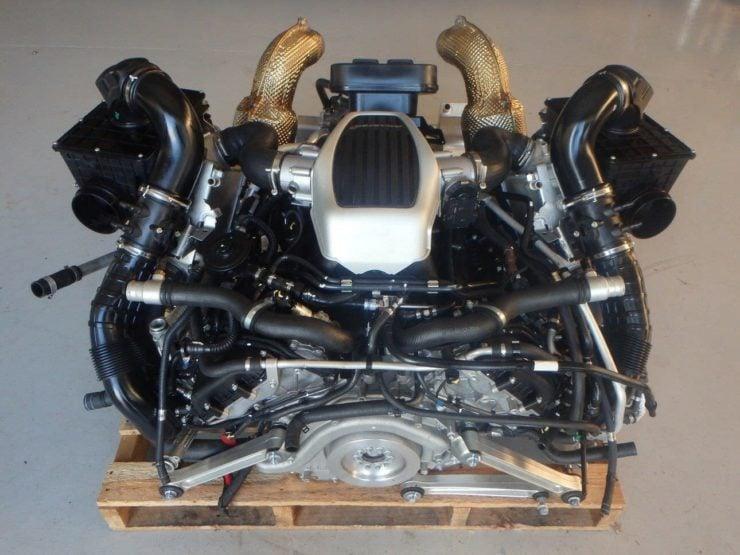 McLaren 540C Twin-Turbo V8 6