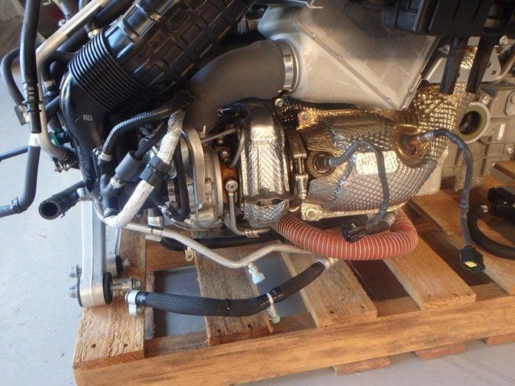 McLaren 540C Twin-Turbo V8 7