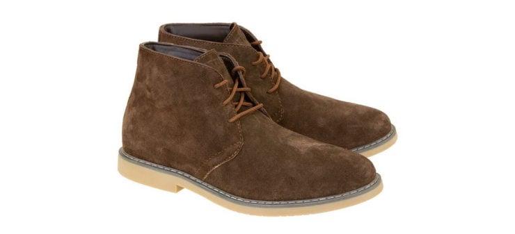 Merlin Gobi Boots Side