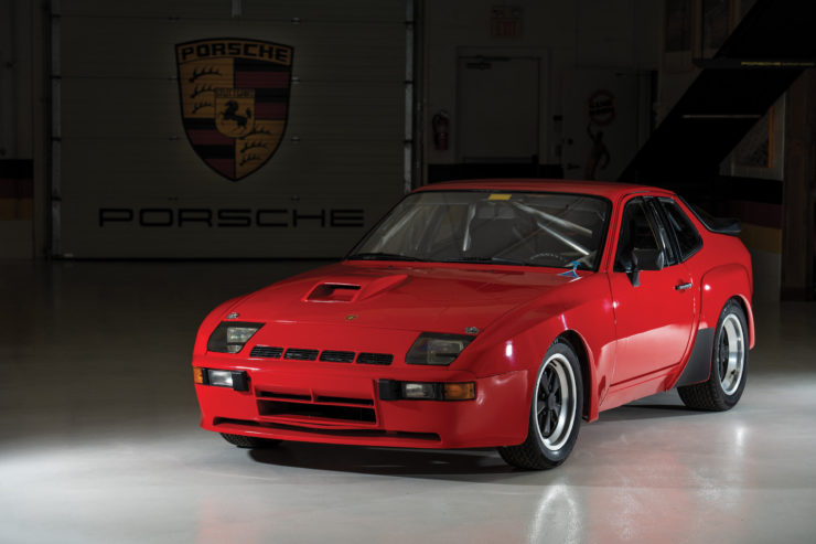 Porsche 924 Carrera GTS Clubsport Front 2