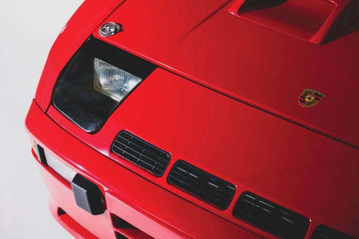 Porsche 924 Carrera GTS Clubsport Headlight