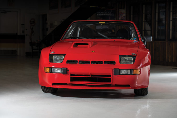 Porsche 924 Carrera GTS Clubsport Nose