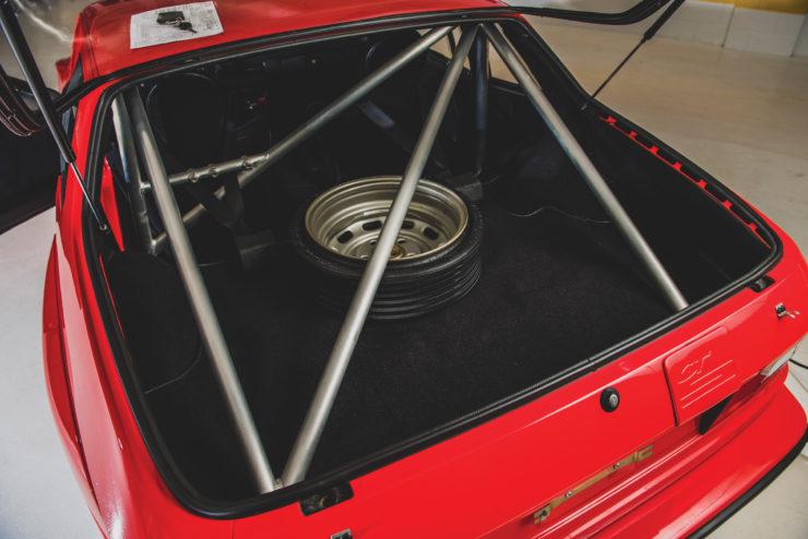 Porsche 924 Carrera GTS Clubsport Roll Cage