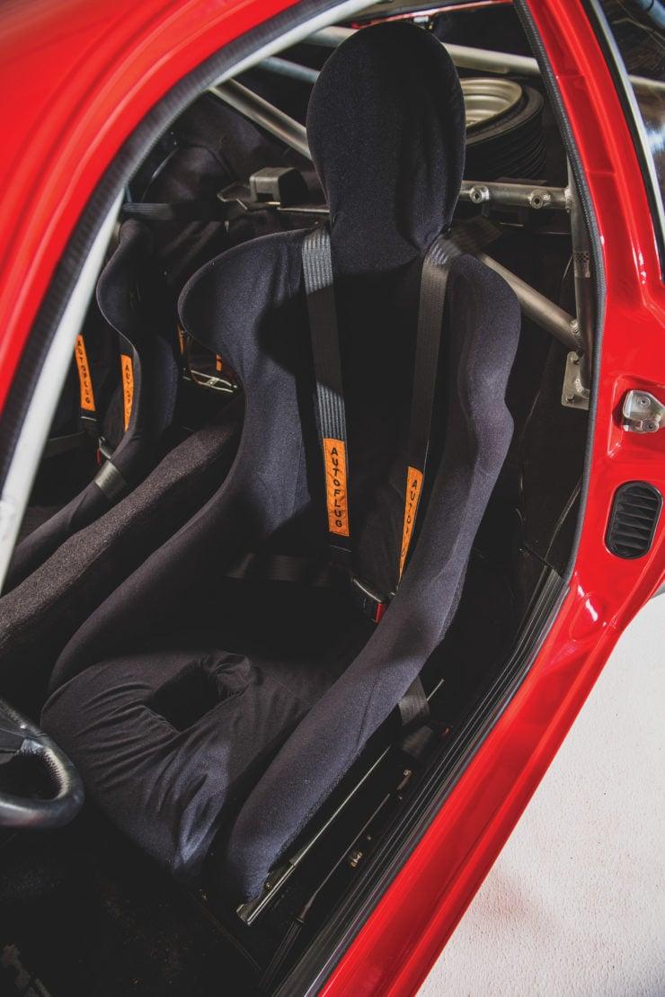 Porsche 924 Carrera GTS Clubsport Seat