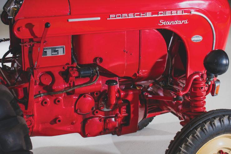 Porsche-Diesel Tractor Engine 1