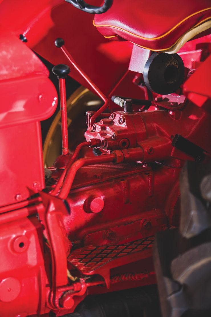 Porsche-Diesel Tractor Gear Shifter