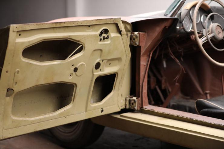 Porsche Speedster Door