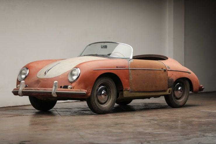 Porsche Speedster Front 2